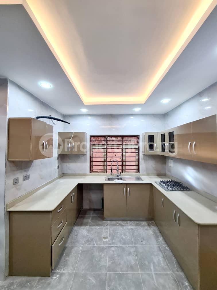 4 bedroom Terraced Duplex for rent Justice G.b.a Coker Estate, Obafemi Awolowo Way, Alausa Ikeja Alausa Ikeja Lagos - 1