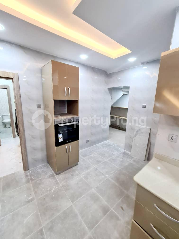 4 bedroom Terraced Duplex for rent Justice G.b.a Coker Estate, Obafemi Awolowo Way, Alausa Ikeja Alausa Ikeja Lagos - 4
