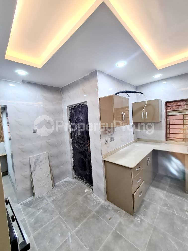 4 bedroom Terraced Duplex for rent Justice G.b.a Coker Estate, Obafemi Awolowo Way, Alausa Ikeja Alausa Ikeja Lagos - 5