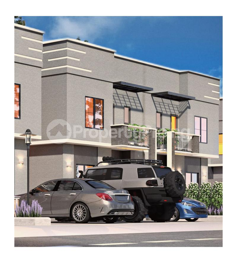4 bedroom Terraced Duplex House for sale Brains & Hammers, Life Camp Life Camp Abuja - 3