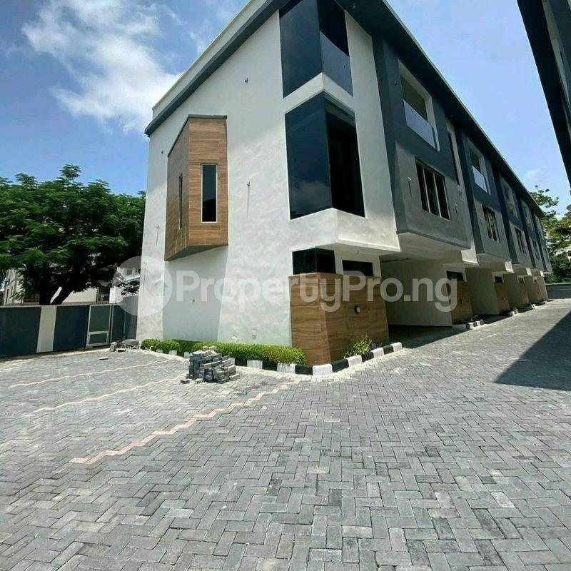 4 bedroom Terraced Duplex House for sale Victoria Island  Adeola Odeku Victoria Island Lagos - 2