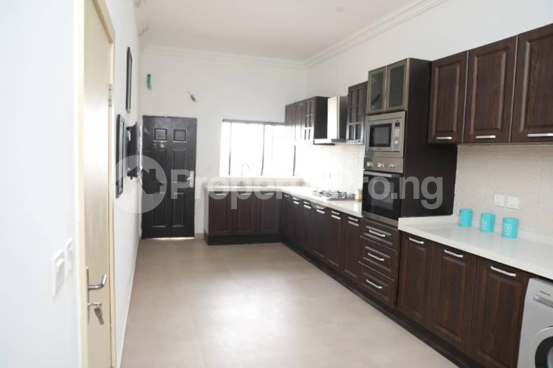 4 bedroom Terraced Bungalow House for sale . Ilasan Lekki Lagos - 7