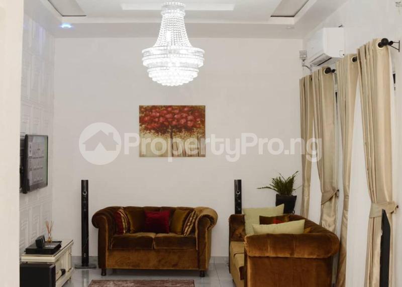 4 bedroom Terraced Duplex House for shortlet - Lekki Lagos - 0