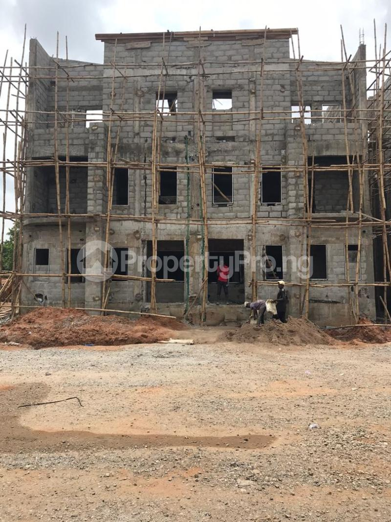 4 bedroom Terraced Duplex House for sale Jabi, airport road Jabi Abuja - 0