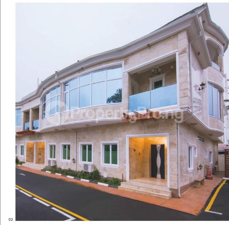 4 bedroom Terraced Duplex House for sale Bourdillon Ikoyi Lagos - 7