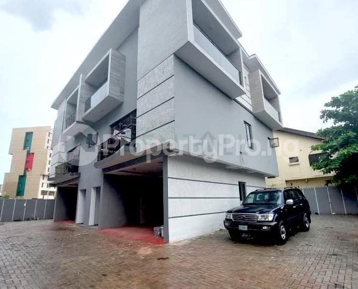 4 bedroom Terraced Duplex for rent S Parkview Estate Ikoyi Lagos - 0