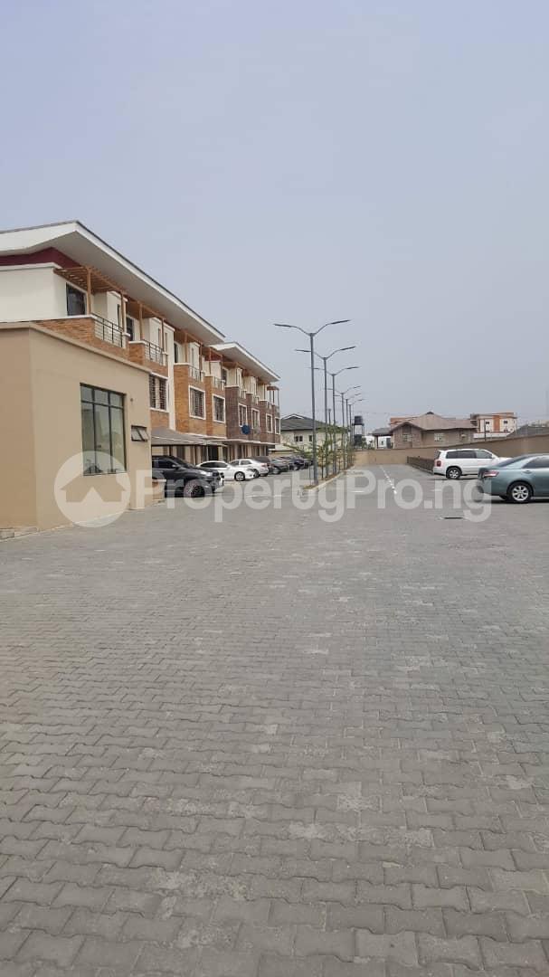 4 bedroom Terraced Duplex House for sale Ikate Ikate Lekki Lagos - 0