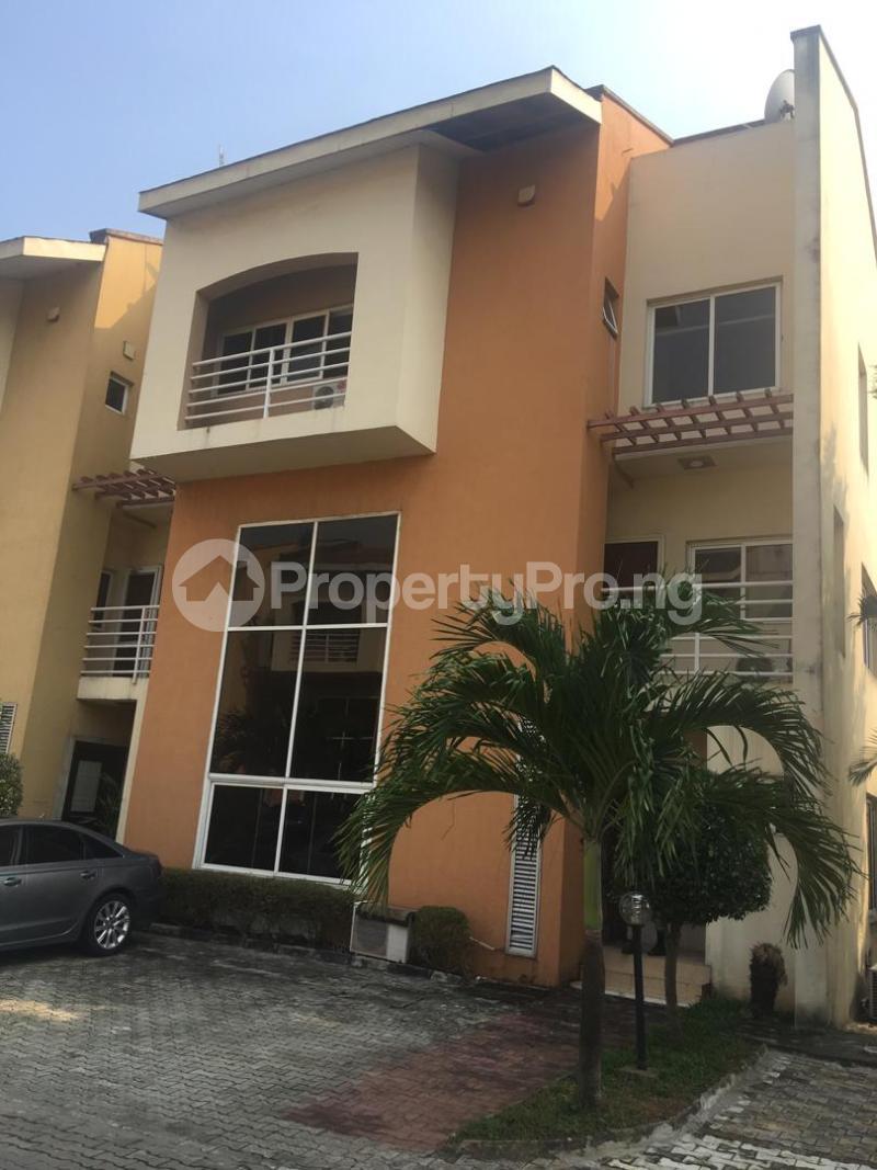 4 bedroom Terraced Duplex House for sale ONIRU Victoria Island Lagos - 25