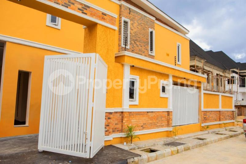 4 bedroom Terraced Duplex House for rent Chevron Alternative chevron Lekki Lagos - 1
