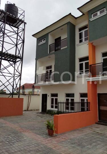 5 bedroom House for sale alternative road   chevron Lekki Lagos - 0