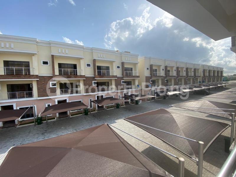 4 bedroom Terraced Duplex House for rent Lekki Lagos - 1