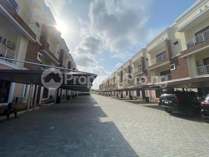 4 bedroom Terraced Duplex House for rent Lekki Lagos - 27