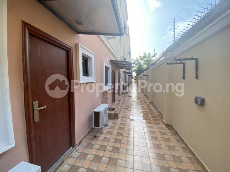 4 bedroom Terraced Duplex House for rent Lekki Lagos - 4