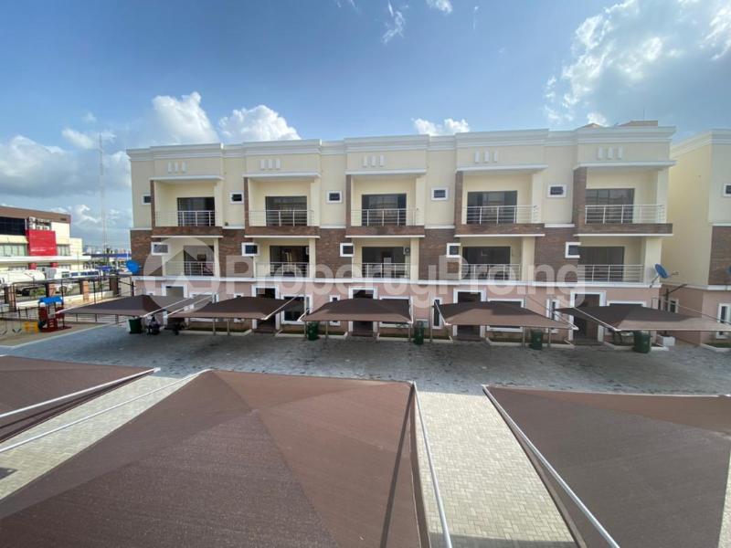 4 bedroom Terraced Duplex House for rent Lekki Lagos - 0