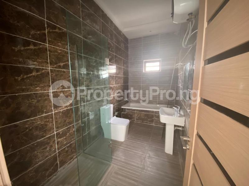 4 bedroom Terraced Duplex House for rent Lekki Lagos - 11