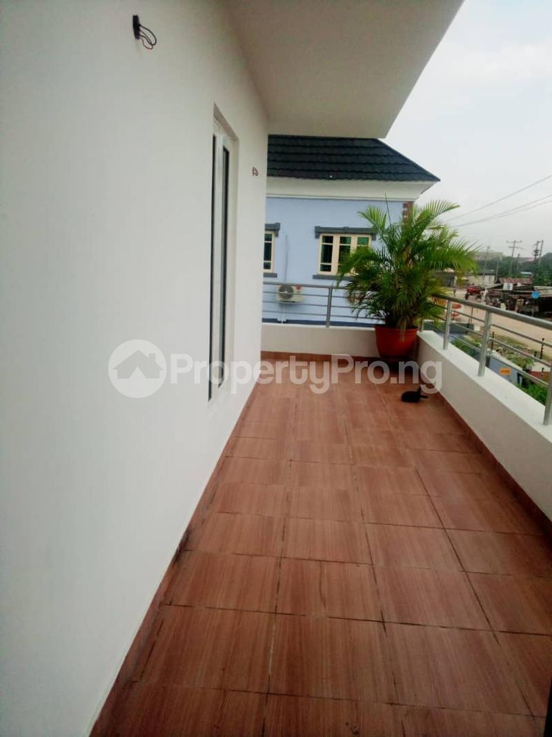 4 bedroom Terraced Duplex for sale Golf Road Lakowe Ajah Lagos - 11