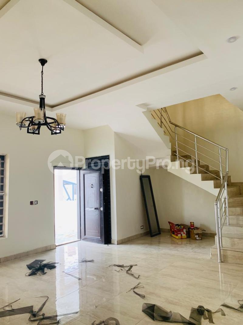 4 bedroom Terraced Duplex House for sale Ikota Lekki Lagos - 4