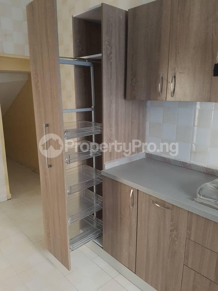 4 bedroom Terraced Duplex House for rent Ikate Lekki Lagos - 13