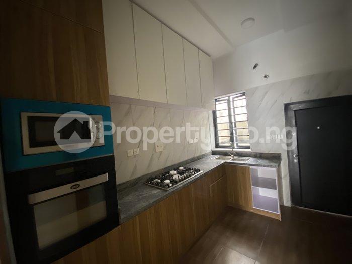 4 bedroom Terraced Duplex House for sale Thomas estate Ajah Lagos - 3