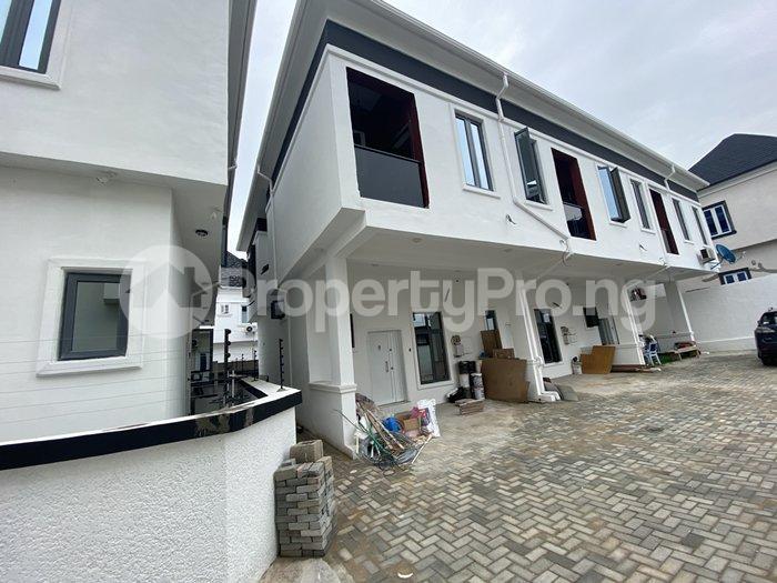 4 bedroom Terraced Duplex House for sale Thomas estate Ajah Lagos - 15