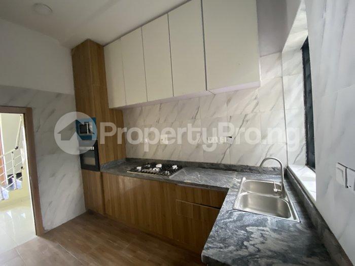4 bedroom Terraced Duplex House for sale Thomas estate Ajah Lagos - 4