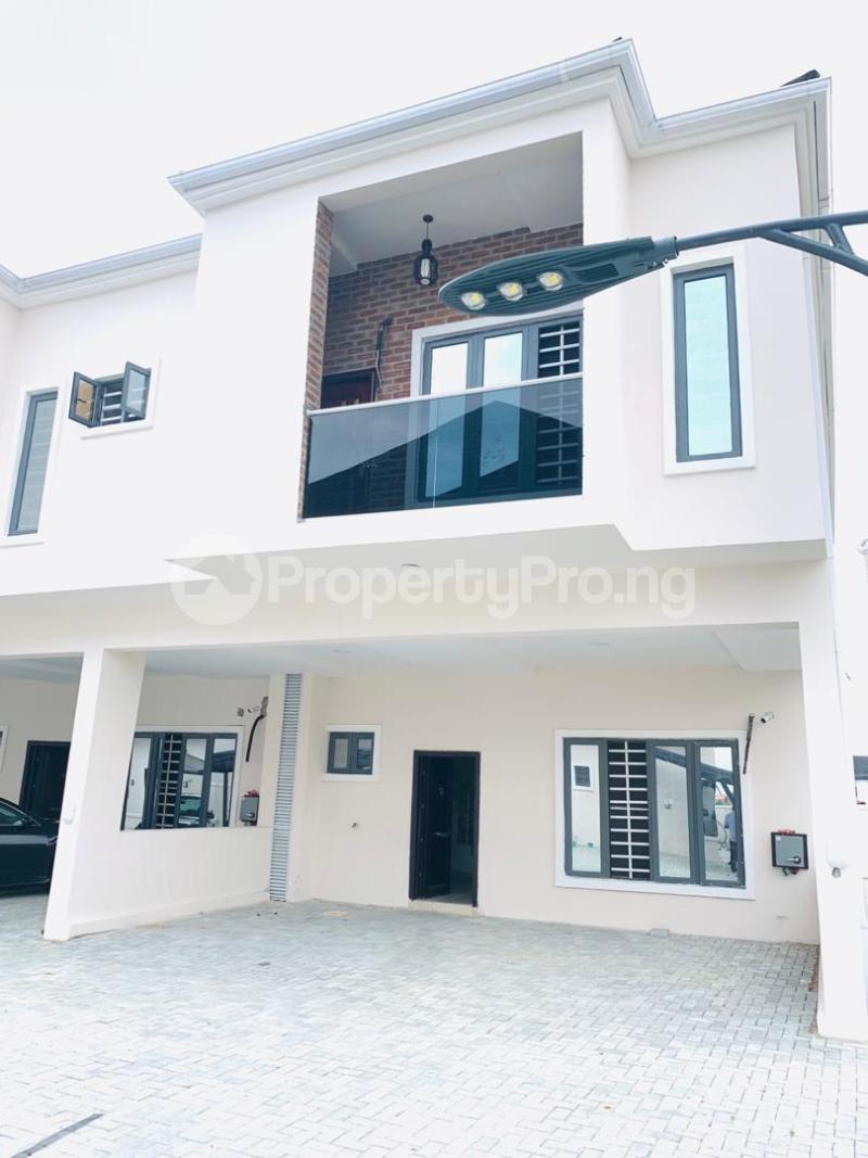 4 bedroom Terraced Duplex House for sale Ikota Lekki Lagos - 3