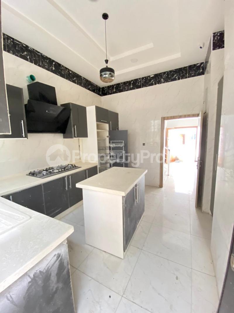 4 bedroom Terraced Duplex House for sale chevron Lekki Lagos - 6
