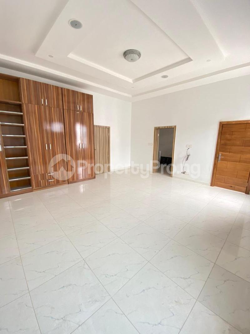 4 bedroom Terraced Duplex House for sale chevron Lekki Lagos - 14