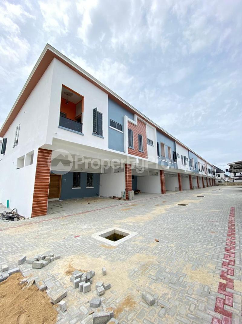 4 bedroom Terraced Duplex House for sale chevron Lekki Lagos - 15