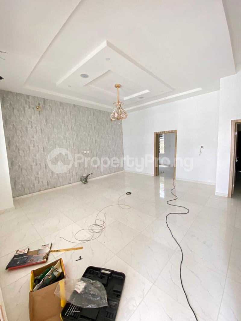 4 bedroom Terraced Duplex House for sale chevron Lekki Lagos - 3