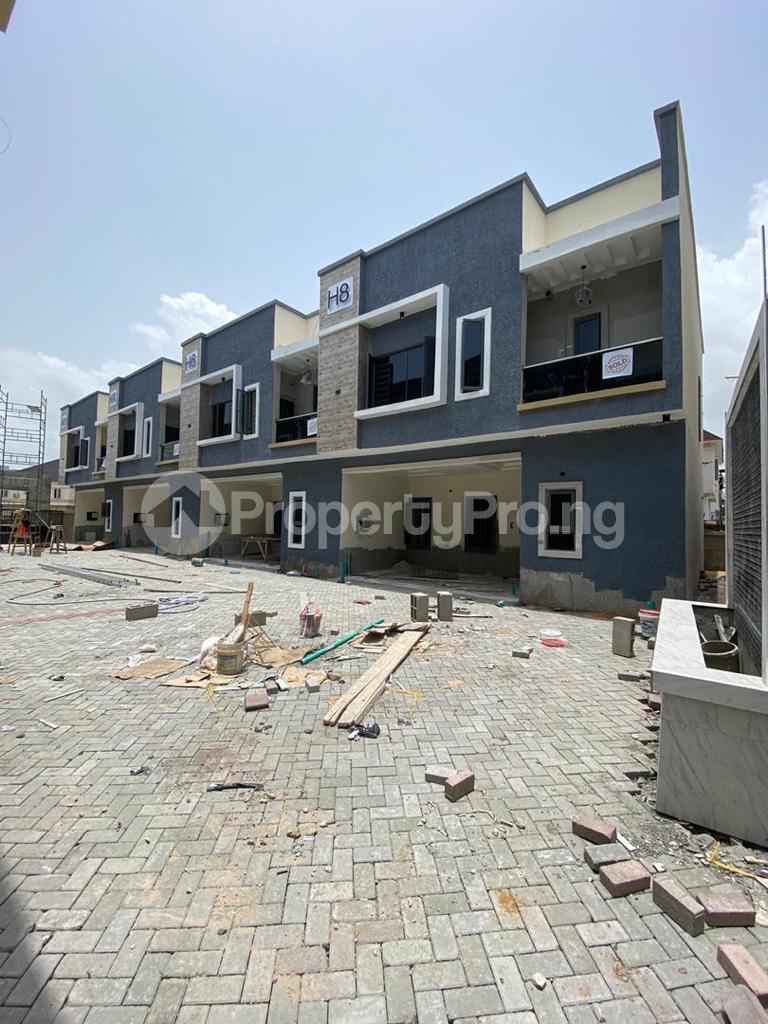 4 bedroom Terraced Duplex House for sale Ikota Lekki Lagos - 0