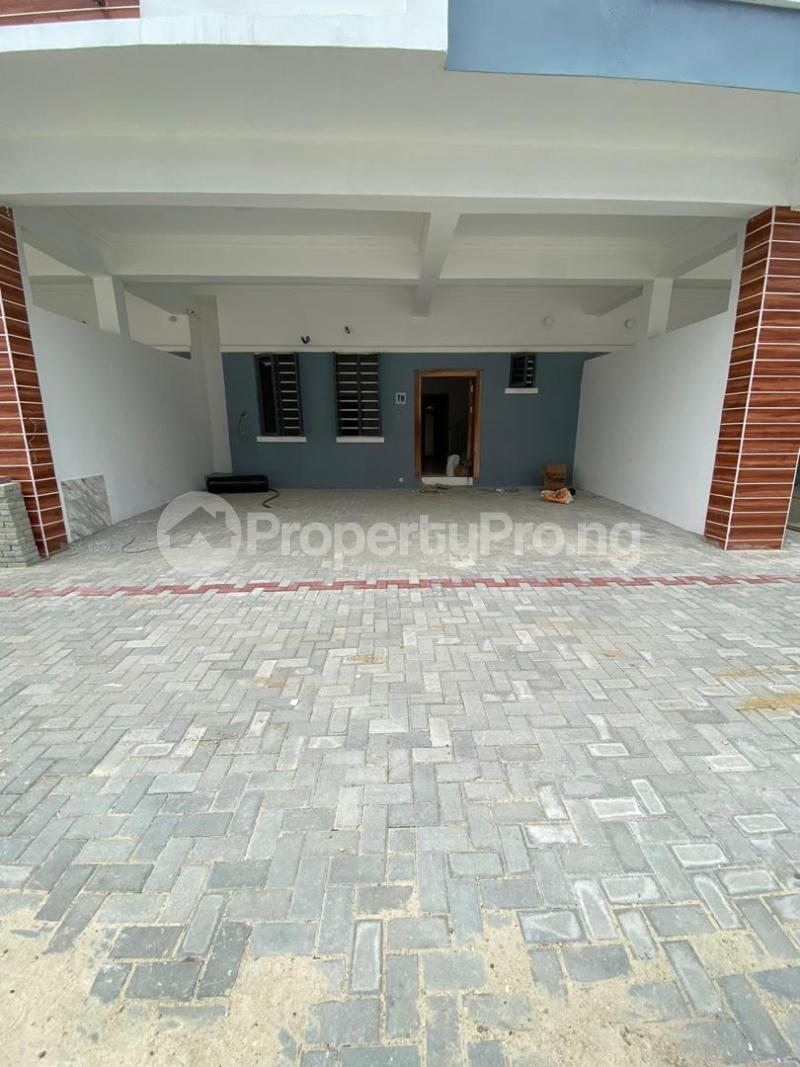 4 bedroom Terraced Duplex House for sale chevron Lekki Lagos - 16