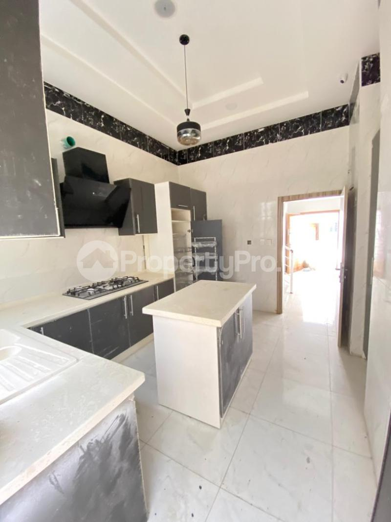 4 bedroom Terraced Duplex House for sale chevron Lekki Lagos - 4
