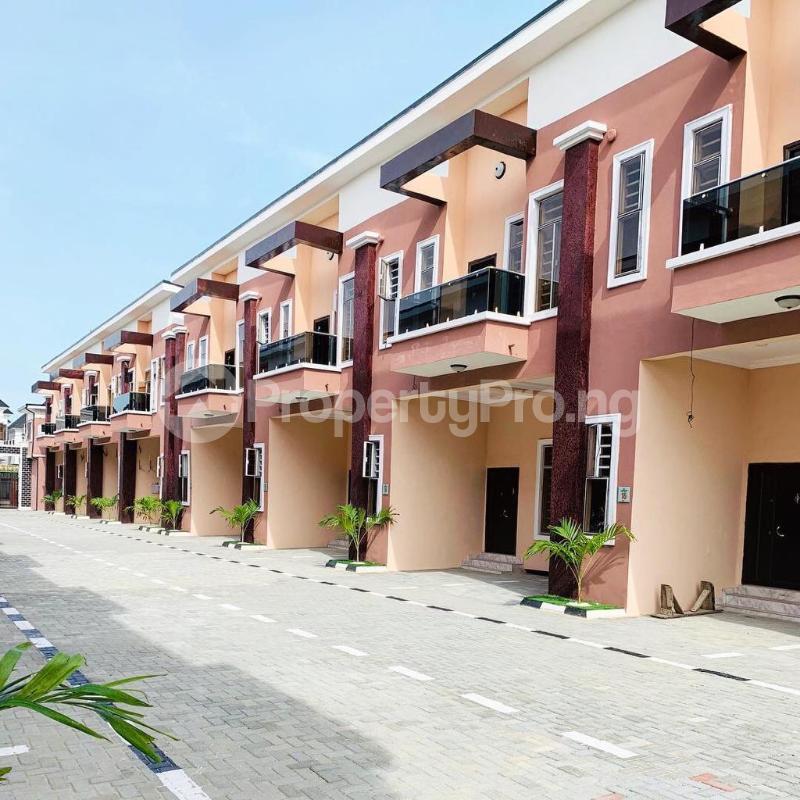 4 bedroom Terraced Duplex House for sale Chevron Alternative  chevron Lekki Lagos - 2