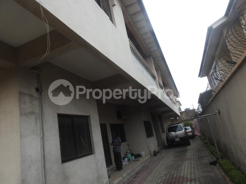4 bedroom Terraced Duplex House for rent Lekki Phase 1 Lekki Lagos - 5