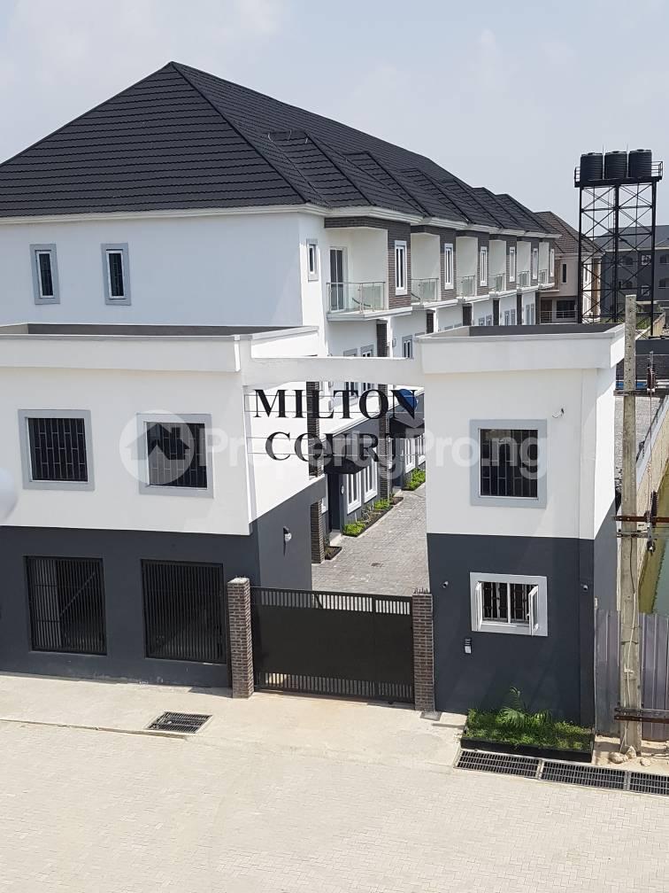 4 bedroom Terraced Duplex House for rent Ikate Lekki Lagos - 2