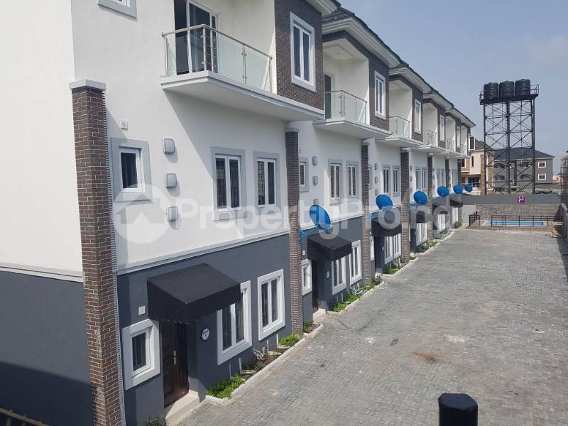 4 bedroom Terraced Duplex House for rent Ikate Lekki Lagos - 6