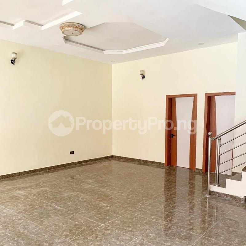 4 bedroom Terraced Duplex House for sale Chevron Alternative  chevron Lekki Lagos - 7