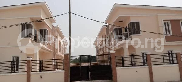 4 bedroom Terraced Duplex House for sale  Charis Court 1 Estate, Off Orchid Road By Eleganza Bust/stop  Nicon Town Lekki Lagos - 0