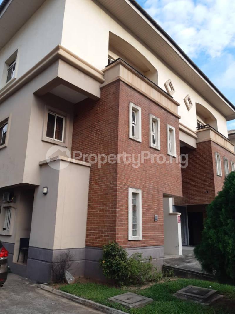 4 bedroom Terraced Duplex for sale Living Gold Estate Banana Island Ikoyi Lagos - 6