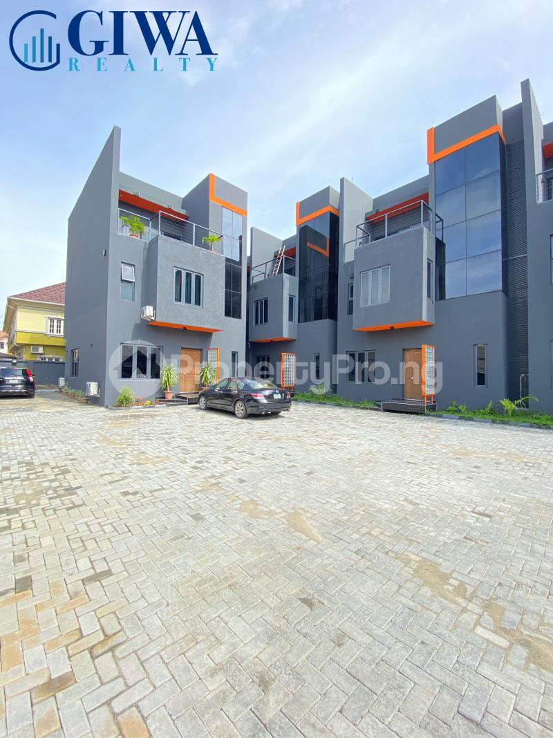 4 bedroom Terraced Duplex House for sale Lekki Phase 1 Lekki Lagos - 0