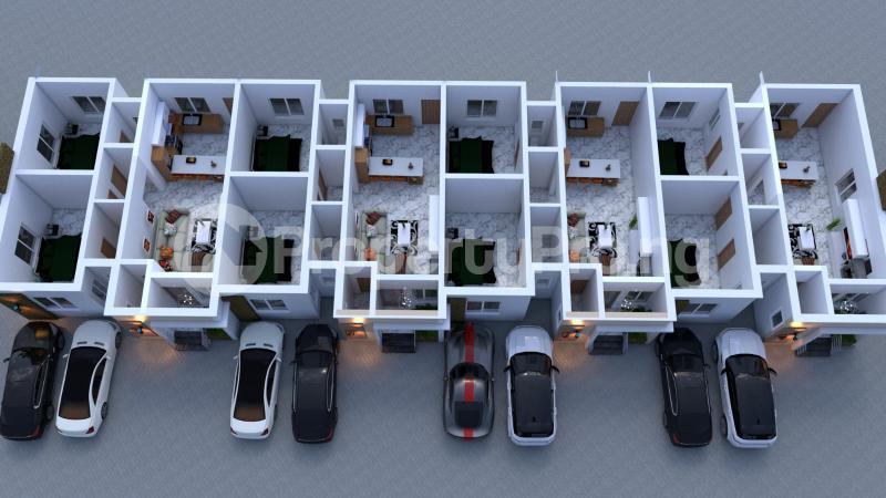 4 bedroom Terraced Duplex House for sale Lakowe Ajah Lagos - 1