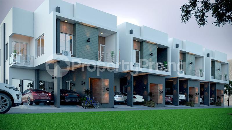 4 bedroom Terraced Duplex House for sale Lakowe Ajah Lagos - 2