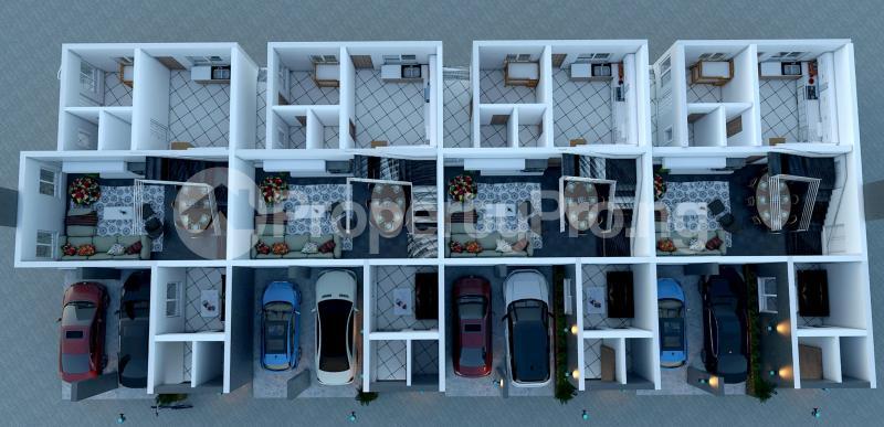 4 bedroom Terraced Duplex House for sale Lakowe Ajah Lagos - 0