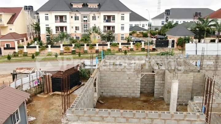 Terraced Duplex House for sale  Patrick Yakowa, Katampe Extension. Diplomatic Enclave, Abuja FCT. Katampe Ext Abuja - 2