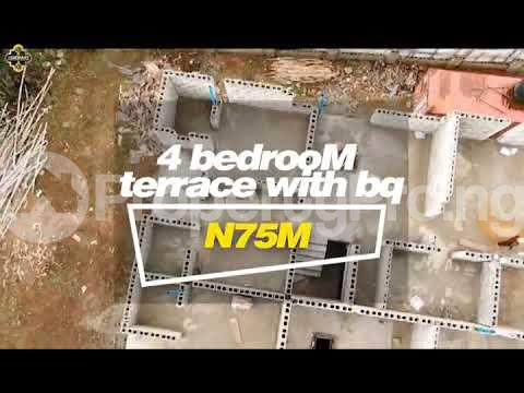 Terraced Duplex House for sale  Patrick Yakowa, Katampe Extension. Diplomatic Enclave, Abuja FCT. Katampe Ext Abuja - 1