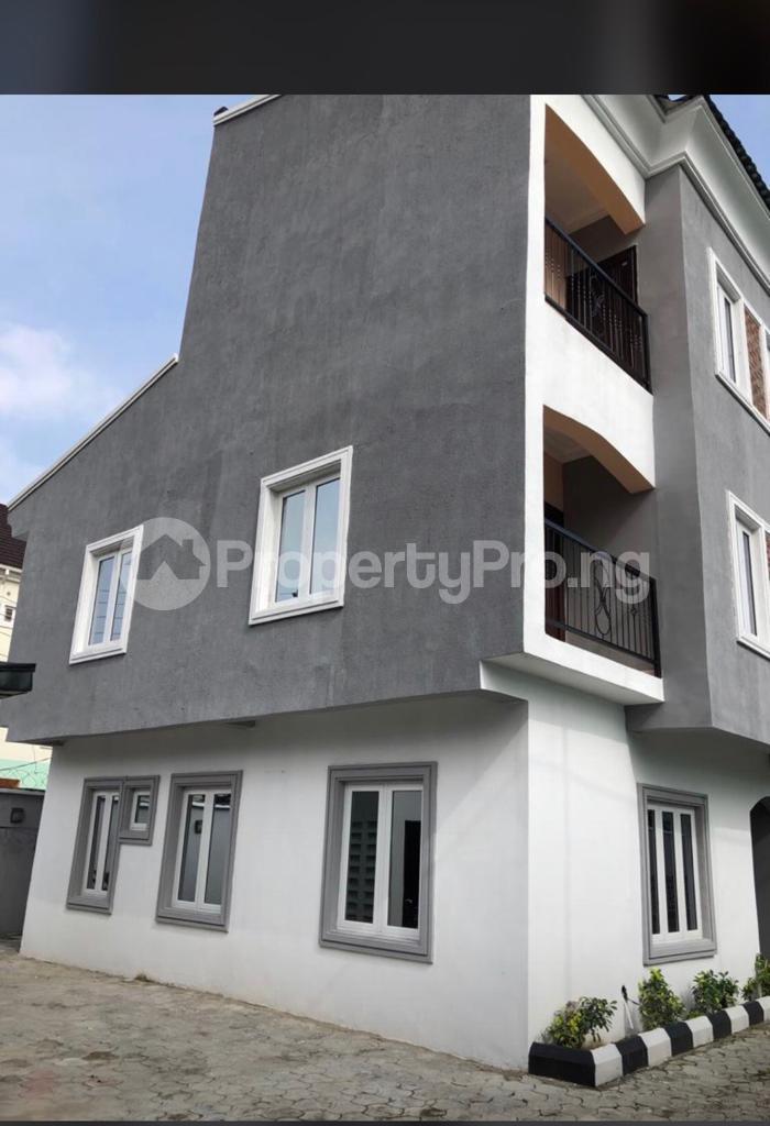4 bedroom Terraced Duplex for sale Lekki Lagos - 1