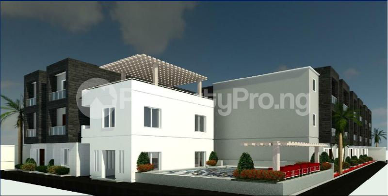 4 bedroom Flat / Apartment for sale Soho Atlantic Court, Atlantic Nominees Estate, By Abraham Adesanya Estate Abraham adesanya estate Ajah Lagos - 3