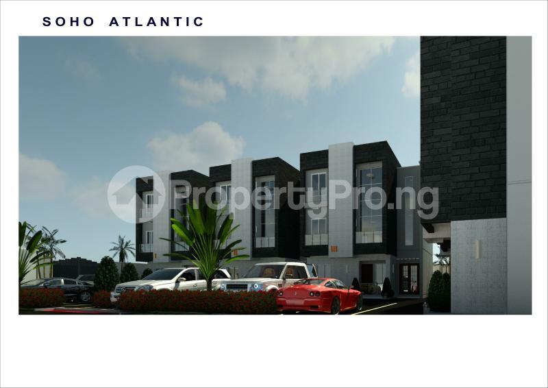 4 bedroom Flat / Apartment for sale Soho Atlantic Court, Atlantic Nominees Estate, By Abraham Adesanya Estate Abraham adesanya estate Ajah Lagos - 1