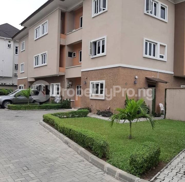 4 bedroom Flat / Apartment for rent Richmond Estate Gate Ikota Lekki Lagos - 0